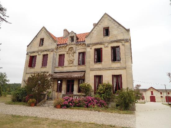 Chateau Lavergne-Dulong - Chambres d'hotes照片