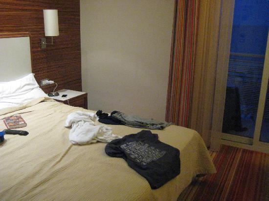 Hotel Kursaal : camera