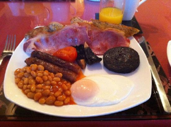 Brewery Farm House: Colin's Full English Breakfast !!!