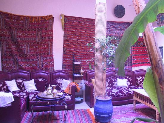 Riad Espagne : riad