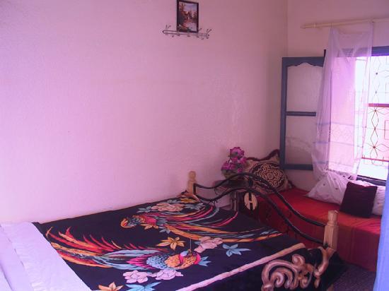 Riad Espagne : chambre