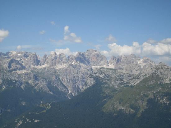 Corona Dolomites Hotel Andalo: Dolomiti del Brenta