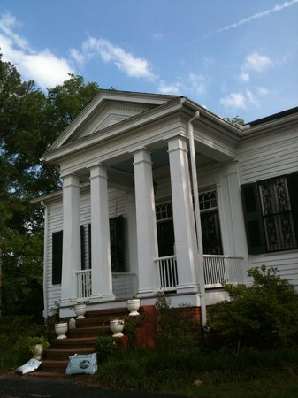 Munford, AL: The Cedars Plantation at Cheaha