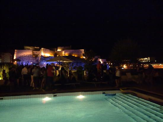 Radisson Blu Hotel, Marseille Vieux Port: Pool Party!