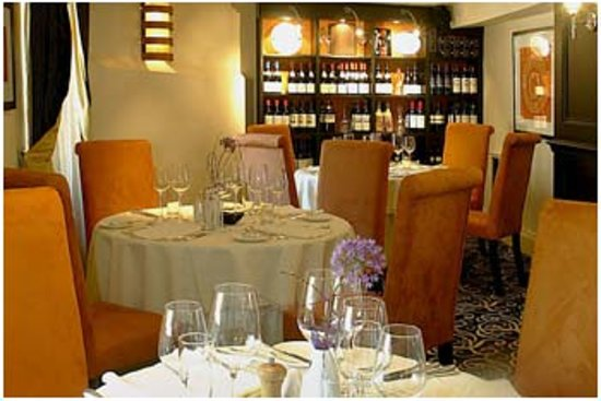 The Wortley Arms: The Montagu Restaurant (Upstairs)
