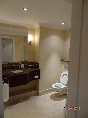 AVANI Windhoek Hotel & Casino: Bathroom