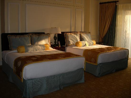 โรงแรมเดอะเวเนเชี่ยน มาเก๊า รีสอร์ท: Beds