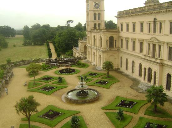 Rear of Osborne House