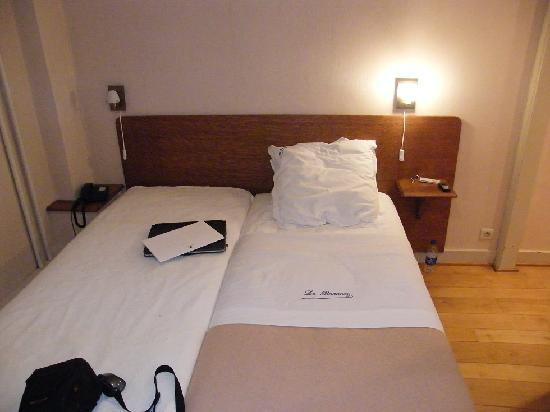 Hostellerie le Roannay: My Room