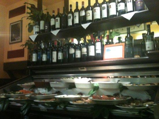 Da Giordano il Bolognese: I vini