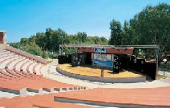 Villaggio Turistico Akiris: ANFITEATRO