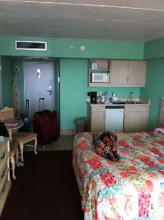 Our Room At The Schooner Inn