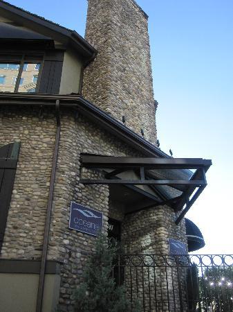 Oceana Seafood, Steakhouse & Bar: Exterior