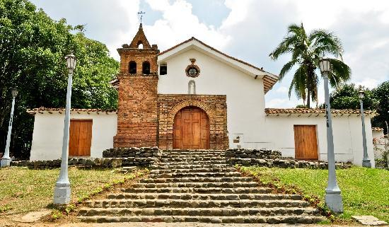 Cali, Colombie : San Antonio Church