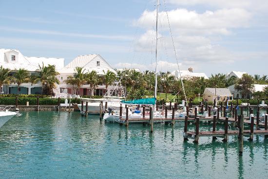 Old Bahama Bay: Marina