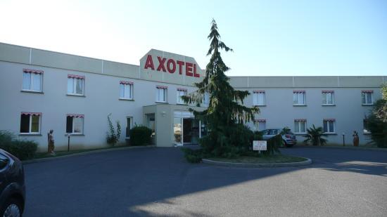 Axotel Hotel Gien