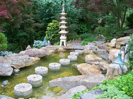 Japanese garden picture of hillwood museum gardens washington dc tripadvisor for Hillwood estate museum gardens