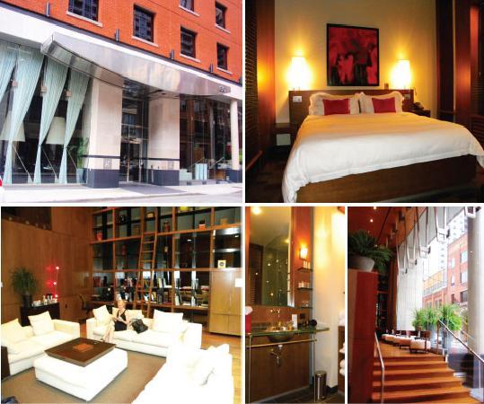Hotel Le Germain Toronto: Hotel Le Germain