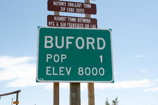 ビュフォード
