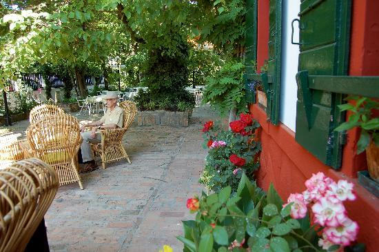 Quattro Fontane Hotel: Afternoon tea