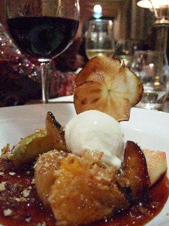 1884 Restaurante Francis Mallmann: Dessert - YUM!