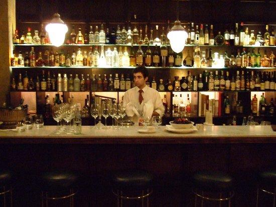 1884 Restaurante Francis Mallmann : Bar
