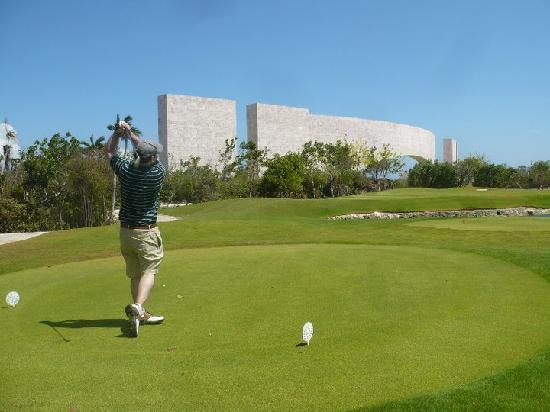 Riviera Maya Golf Club: Par 3 Course