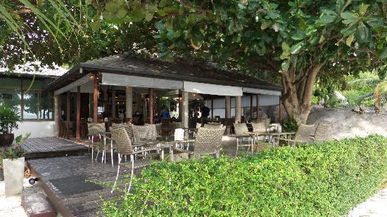 Sarikantang Resort & Spa : resto