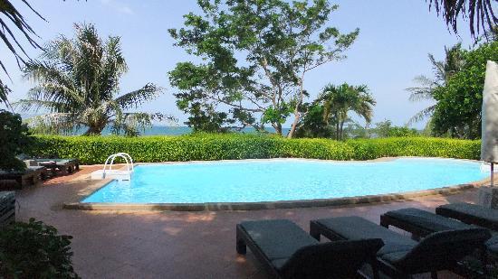 Sarikantang Resort & Spa : 2eme piscine