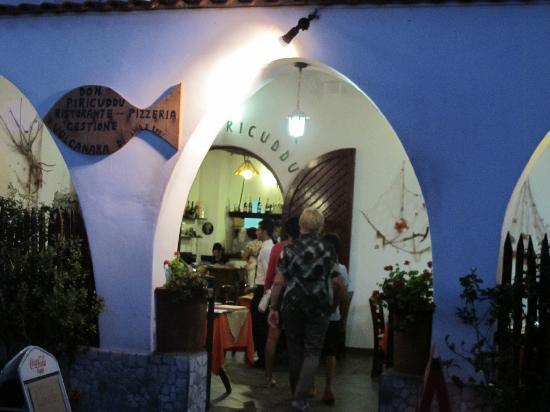 Ristorante Don Piricuddu: Ottimo ristorante