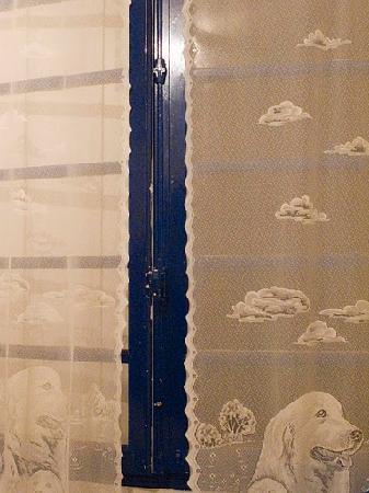 L'Astazou: Fab net curtains