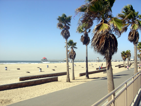 Huntington Beach, Kalifornia: HB