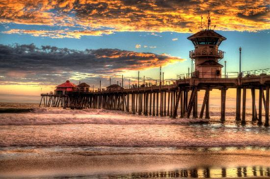 Huntington Beach, CA: cool
