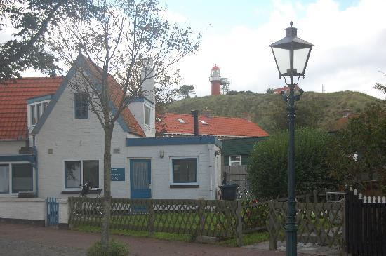Vlieland-øen, Holland: appartement
