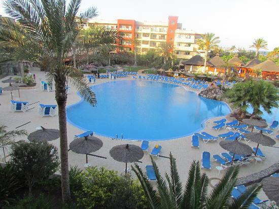 Hotel Elba Carlota : super piscine