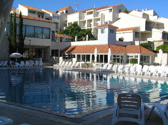 Supetar, Croatia: pool