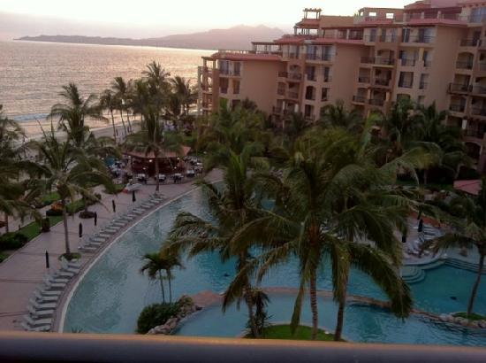 Villa del Palmar Flamingos: View from our room