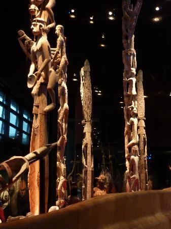 Musee du quai Branly - Jacques Chirac: Everything is exciting here