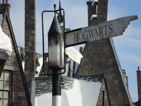 The Wizarding World of Harry Potter: I know where I'm going