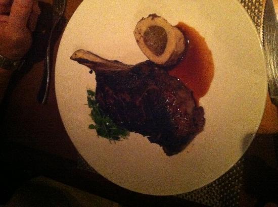 Voodoo Steak: Ribeye