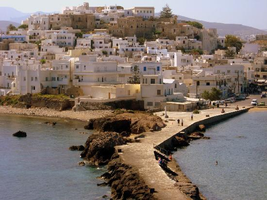 Hotel Grotta: Explore the hilltop old town early in the day before it gets too hot