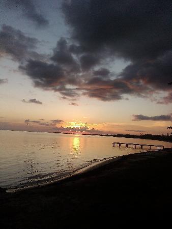 Grand Bahia Ocean View Hotel: Atardecer caborrojeño