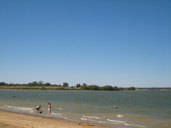 Grapevine Lake : Lake
