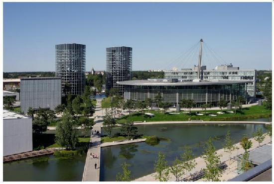 Autostadt: The Customer Support and Delivery Center