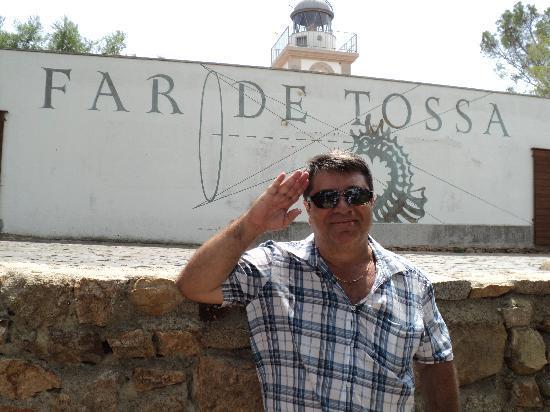 Museo del Far de Tossa: Far del Tossa de Mar