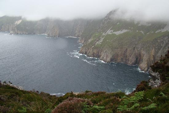 Carrick, Irlandia: Slieve League, Donegal, Ireland