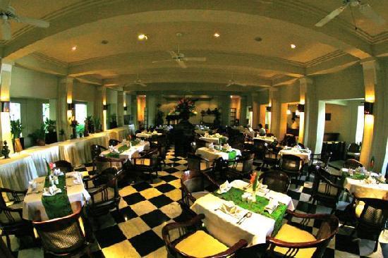 The Shalimar Boutique Hotel: Restaurant
