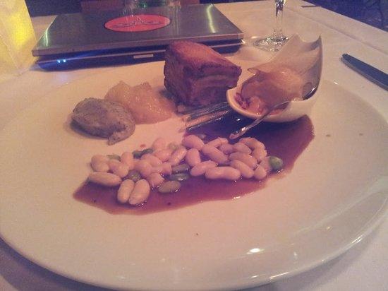Restaurant Refugium : Main course (Pork) at Refugium