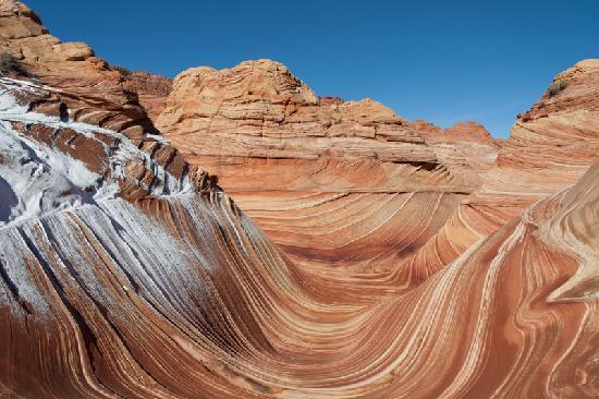 The Wave at Coyote Buttes Image