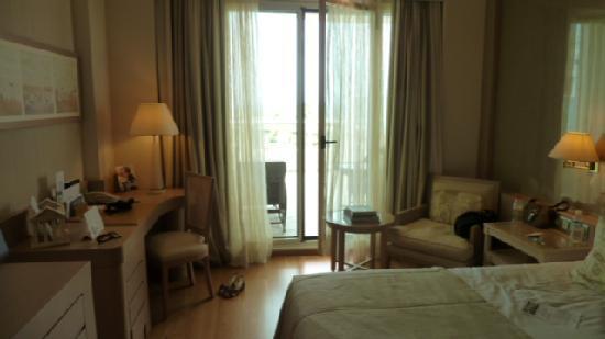 Hotel Las Arenas Balneario Resort: Room